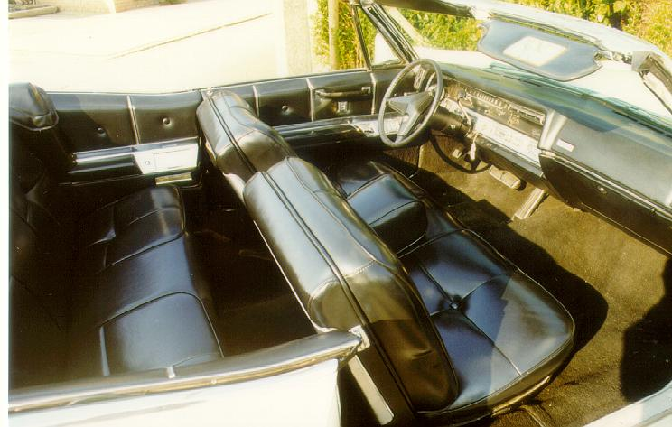 1967 Cadillac Colors And Interiors