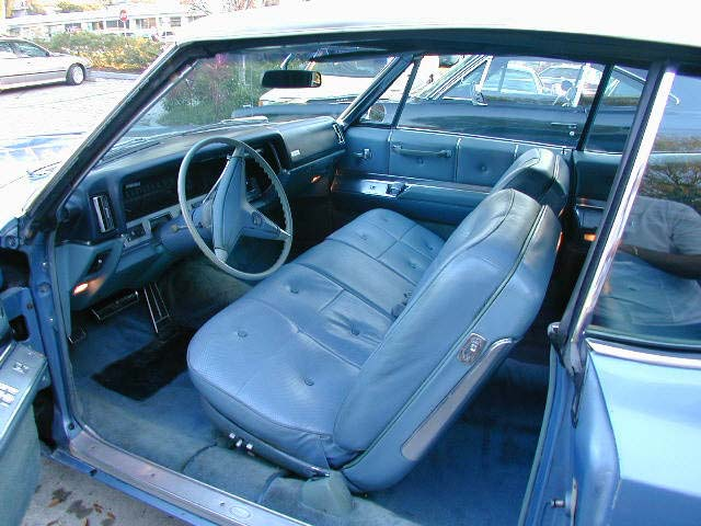 All 1967 Cadillac Models Colors And Interiors Including