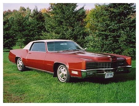 1967 Cadillac Eldorado >> 1967 Cadillac Colors and Interiors including color charts