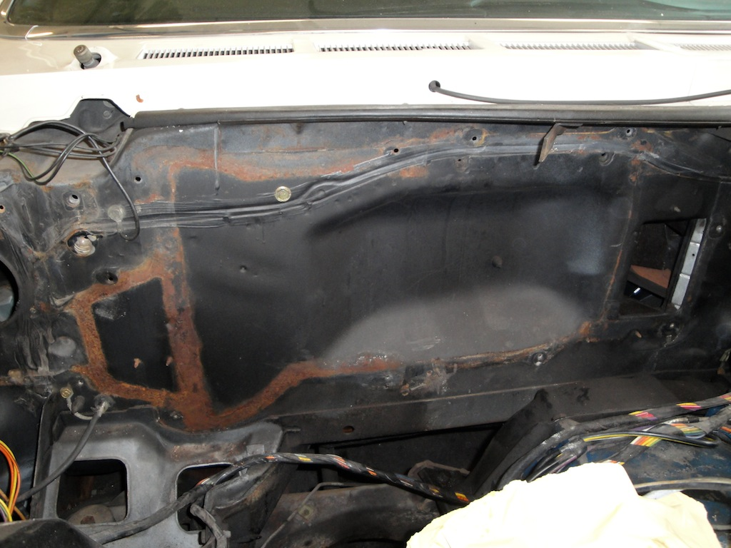 The Restoration Of My 67 Eldorado With Many Pictures And
