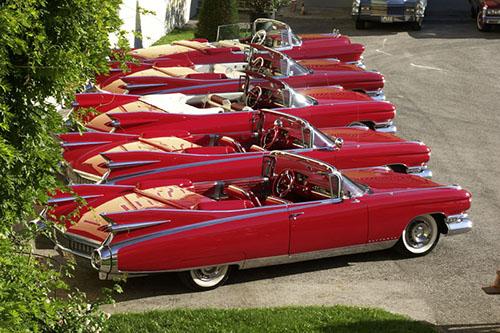 Cadillac Car Shows >> Car Shows Geralds 1958 Cadillac Eldorado Seville 1967