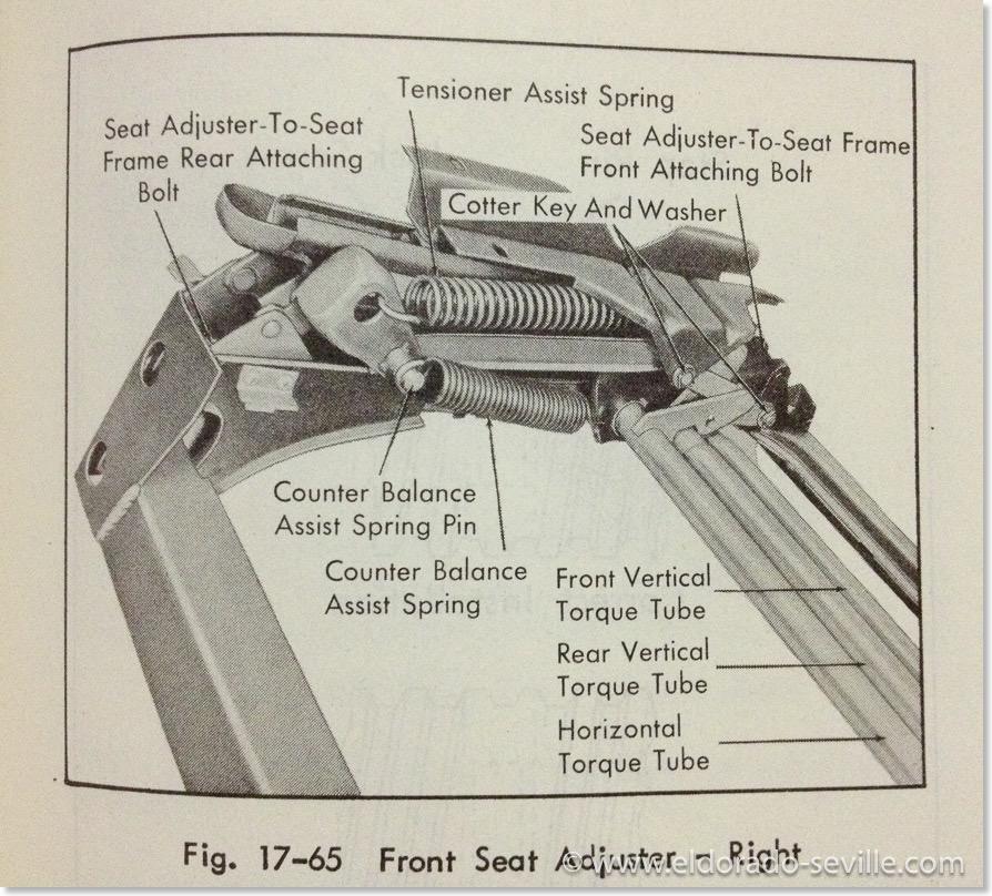 1958 Cadillac Repair Tip