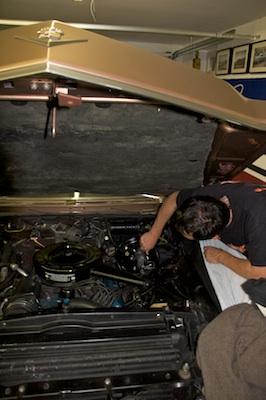 Archives for 2009 | Geralds 1958 Cadillac Eldorado Seville
