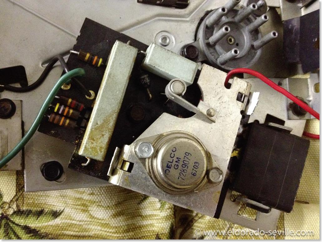Repairing The 1967 Cadillac Ac Control Head Geralds 1958 Wiring Diagram For 1957 58 Eldorado Brougham Part 1 Edge