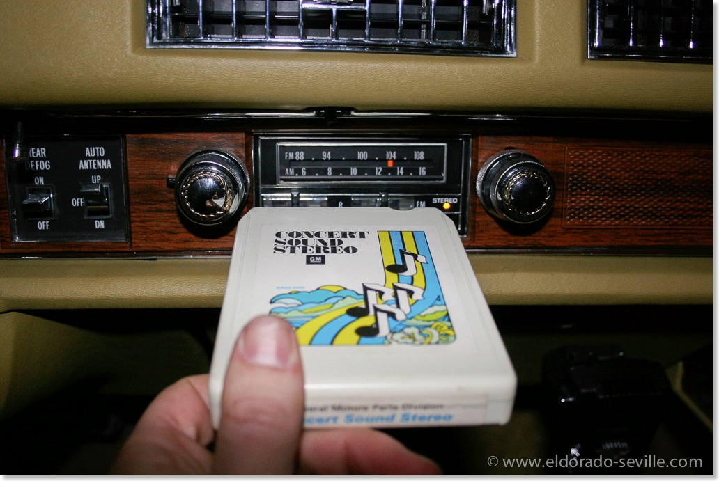 1978 Cadillac Eldorado Biarritz Geralds 1958 Rheldoradoseville: 8 Track Radio 1979 Pontiac At Elf-jo.com