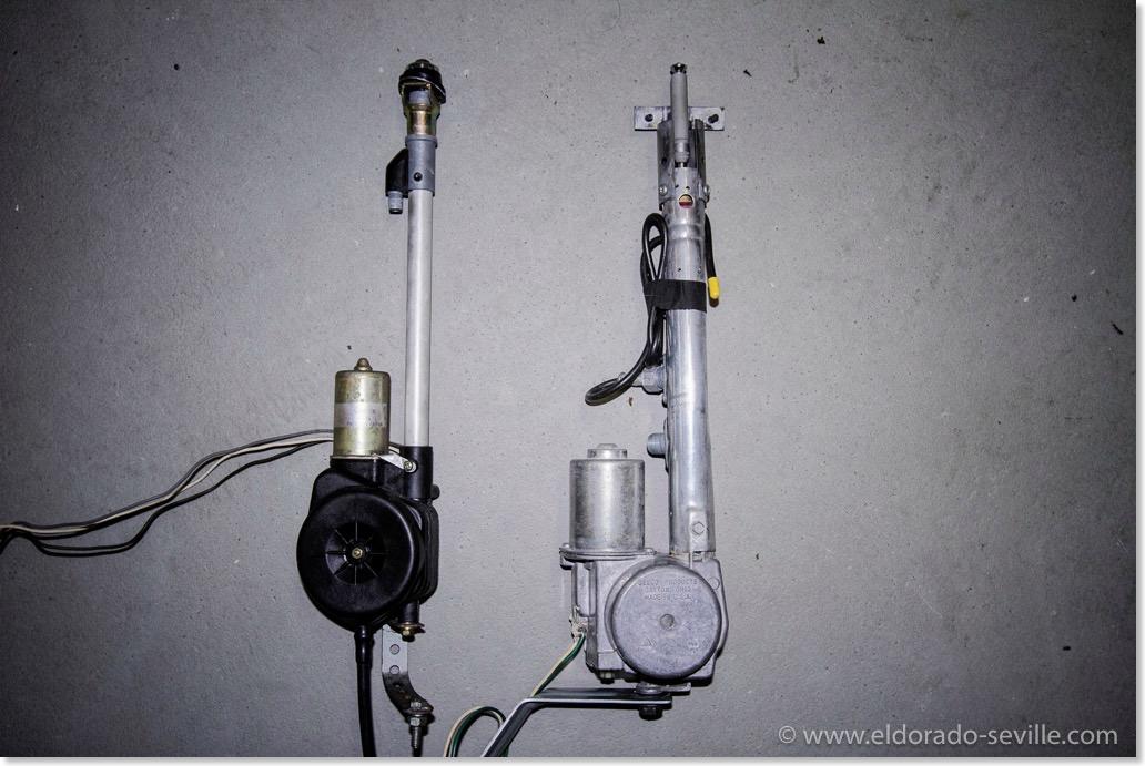 Power Antenna Geralds 1958 Cadillac Eldorado Seville 1967. Corvette. 1965 Corvette Power Antenna Wiring Harness At Scoala.co