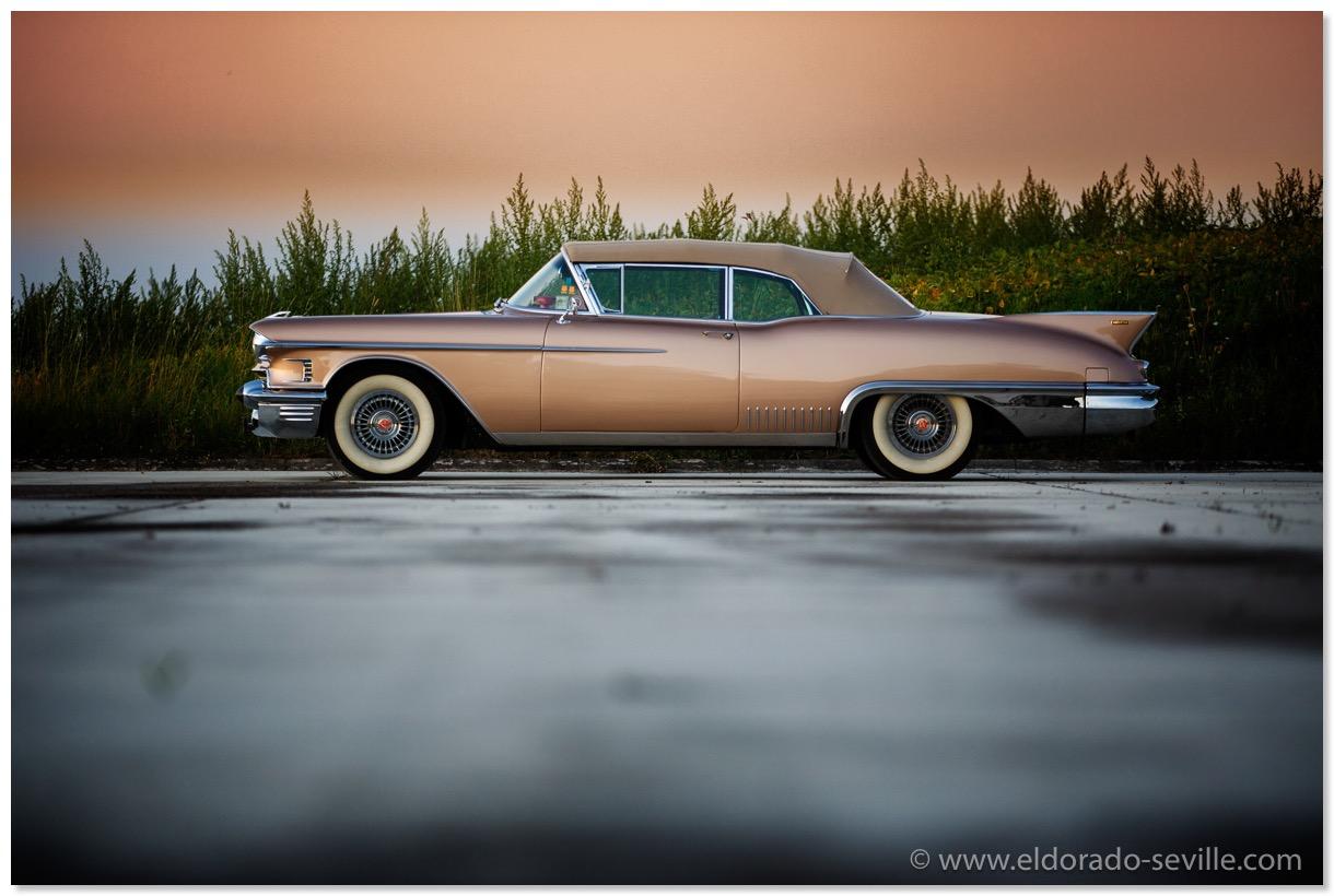 1958 Cadillac   Geralds 1958 Cadillac Eldorado Seville, 1967