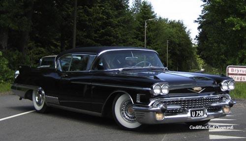 A great 1958 Eldorado Seville for sale! | Geralds 1958 ...