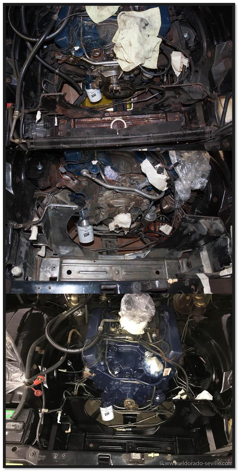 1974 Cadillac Coupe deVille | Geralds 1958 Cadillac Eldorado