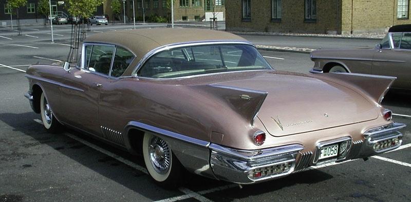 Other 1958 Cadillac Eldorado Sevilles Www Eldorado