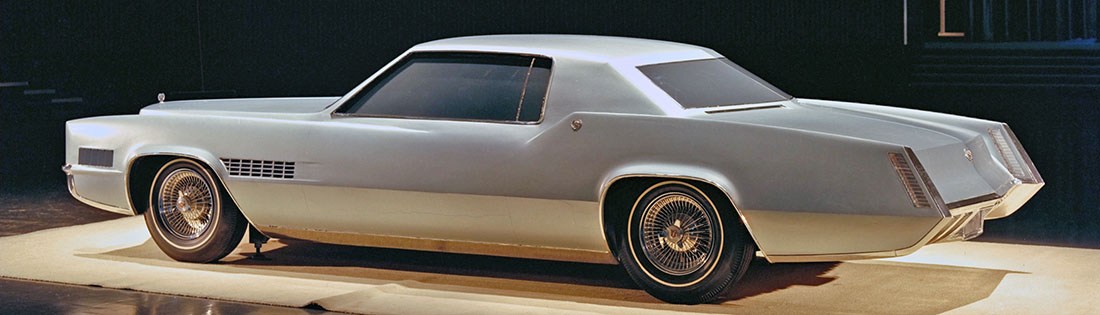 The History Of The 1967 Cadillac Eldorado How It Was Developed