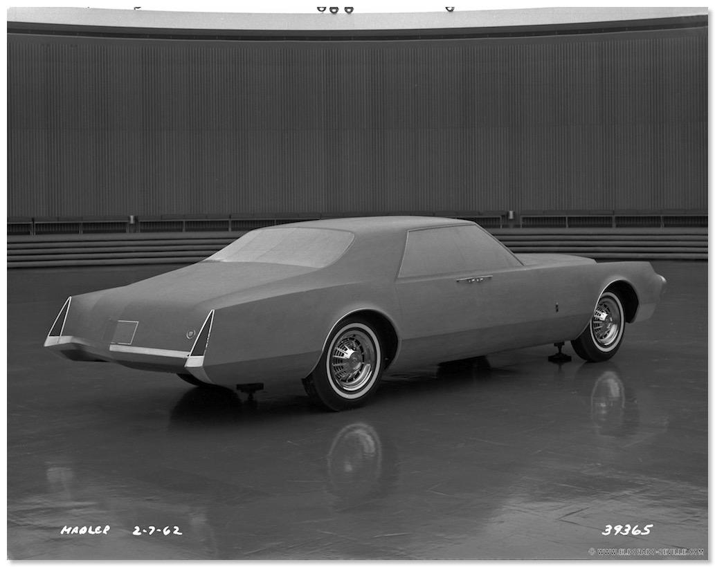 The History Of 1967 Cadillac Eldorado How It Was Developed 1961 Fleetwood Engine Edge