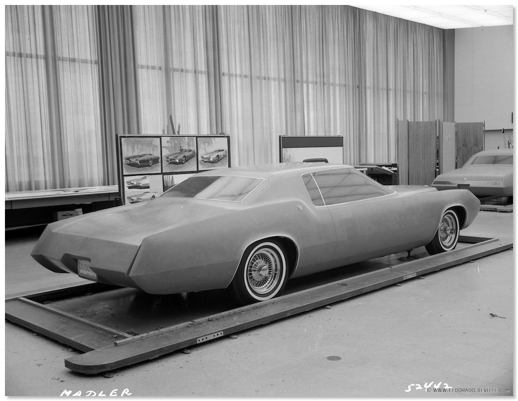 The History of the 1967 Cadillac Eldorado - how it was developed