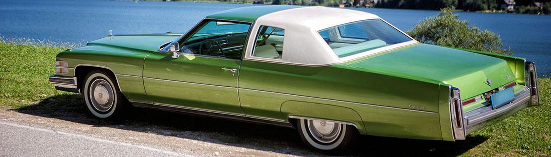 My 1974 Cadillac Coupe De Ville