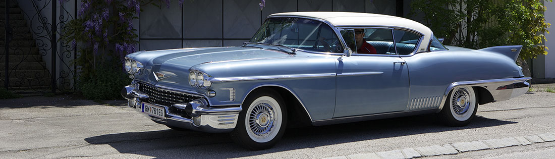 1958 Cadillac Options