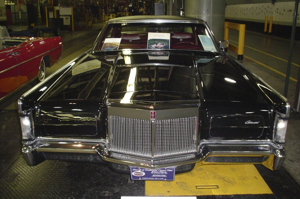 St Thomas Ford >> Pictures of my 1971 Lincoln Continental Mark III