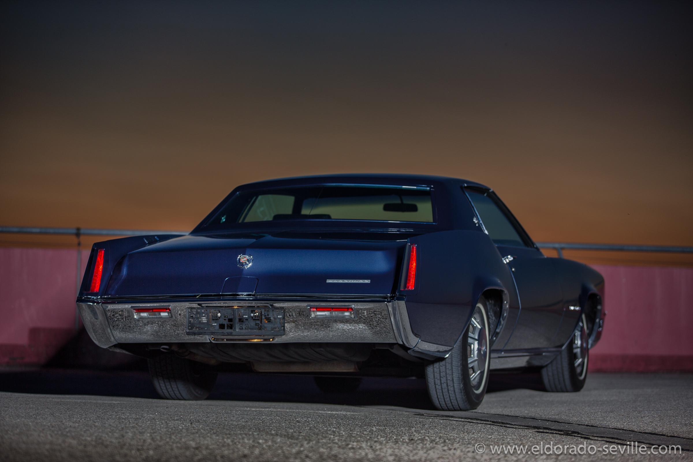 My 1967 Cadillac Eldorado