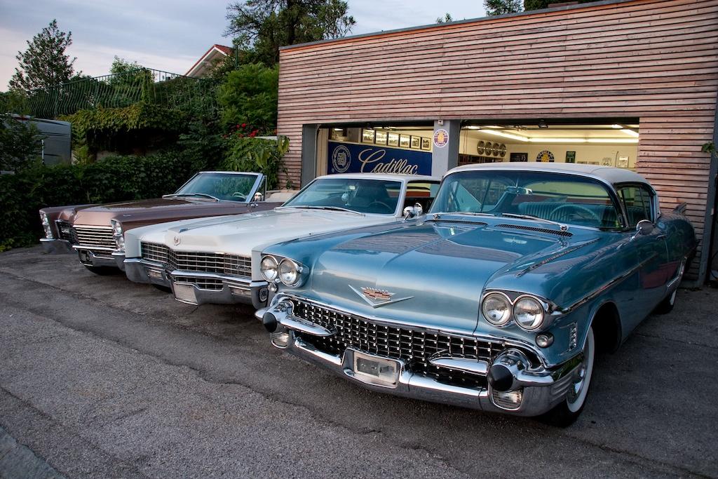 The Cadillac Garage