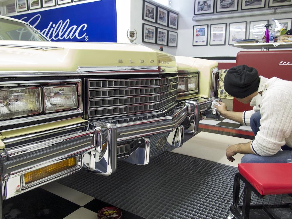 Biarritz Geralds 1958 Cadillac Eldorado Seville 1967 Trunk Locks Wiring Diagram Of Except Brougham Look At That Perfect Chrome