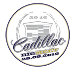 Cadillac Big Meet Logo
