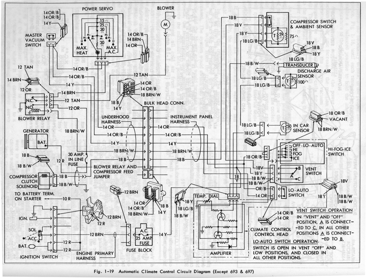 ac electrical diagram