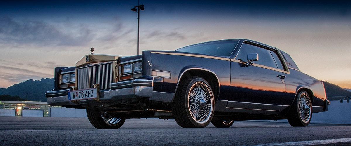 Home 1981 Cadillac Eldorado Biarritz Custom