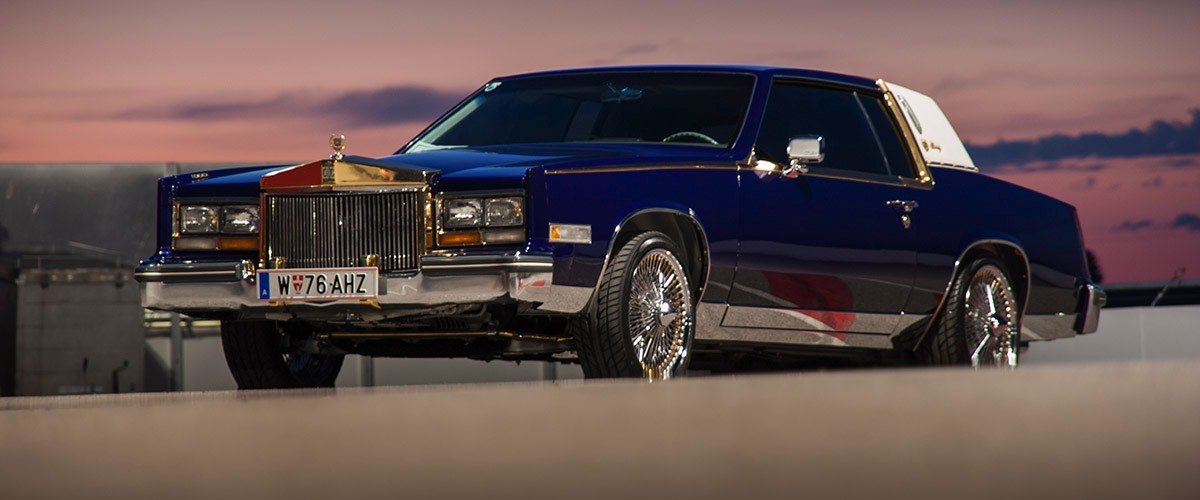 1981 Cadillac Custom Eldorado Technical Data